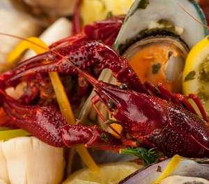crawfish catering Houston