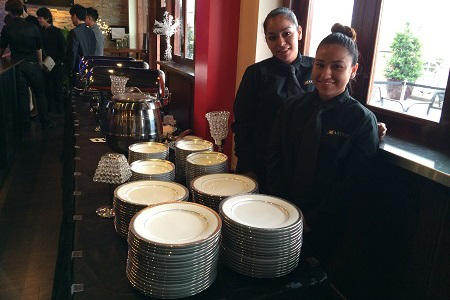 Astral catering events