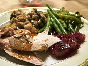 thanksgiving catering Houston